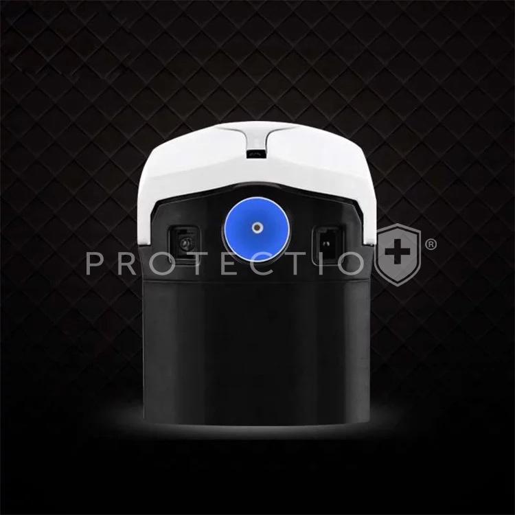 Distributeur solution hydroalcoolique sans contact Protectio